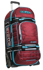 OGIO Wheeled Gear Bag RIG 9800 - 123 L - Red Haze - Limited Editon